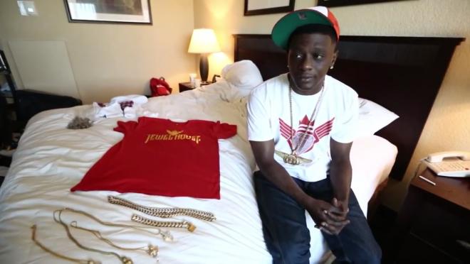 Lil Boosie Talks Launching His - 294.4KB