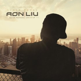 lloyd-banks-all-or-nothing-live-it-up-mixtape-cover-art